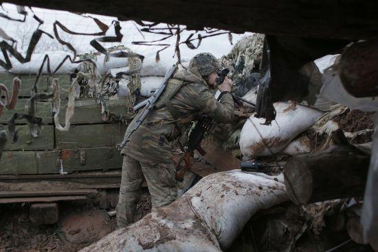 Ситуація на Донбасі: у штабі ООС розповіли деталі єдиного обстрілу бойовиків у понеділок