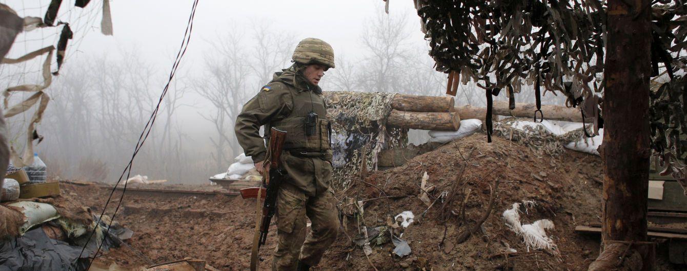 Ситуация на Донбассе: боевики совершили 4 обстрела, один украинский военный погиб