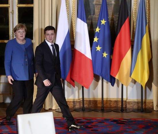 """Дорога до Парижа: як Україна йшла до зустрічі """"нормандської четвірки"""""""