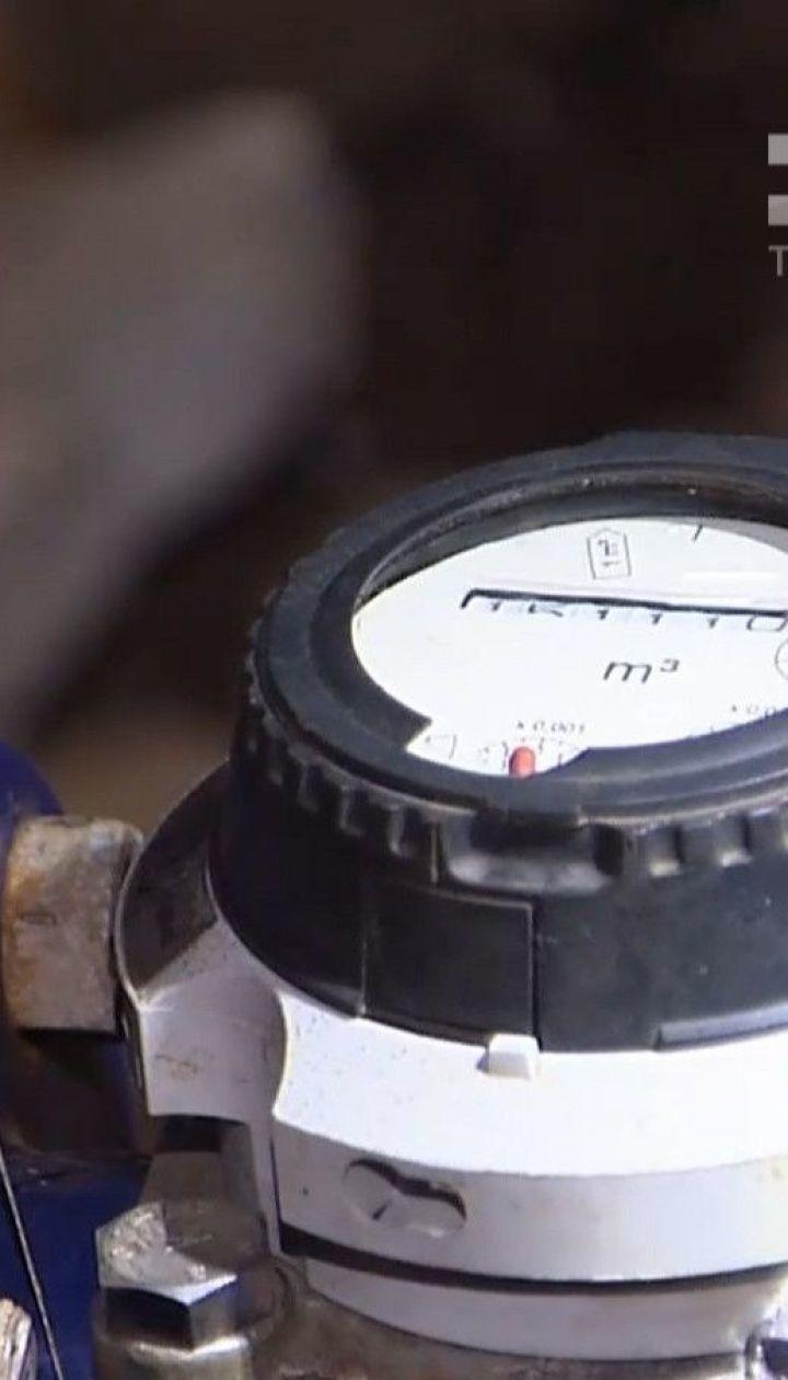 Від січня кияни окремо платитимуть за обслуговування лічильників водопостачання