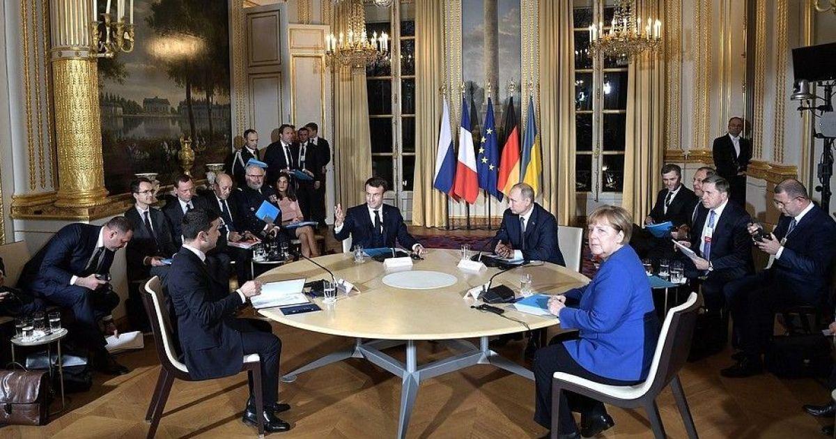 """У Путіна оцінили можливість проведення нового саміту """"нормандської четвірки"""""""