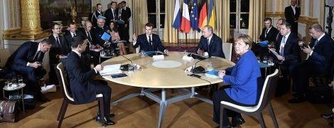 """Зеленський пояснив долю питання про Крим на """"нормандському саміті"""" в Парижі"""