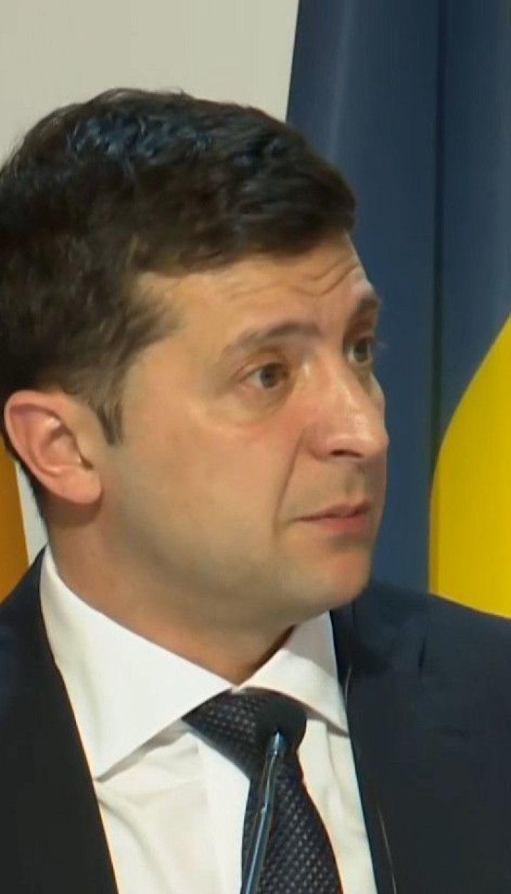 Зеленський перейшов на російську мову та розповів, як спілкується з жителями Донбасу
