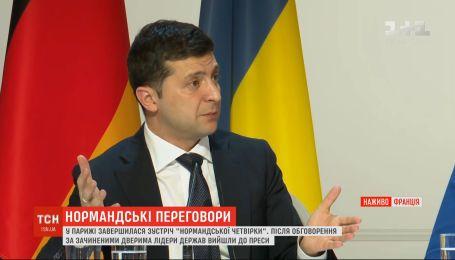 Зеленский перешел на русский язык и рассказал, как общается с жителями Донбасса