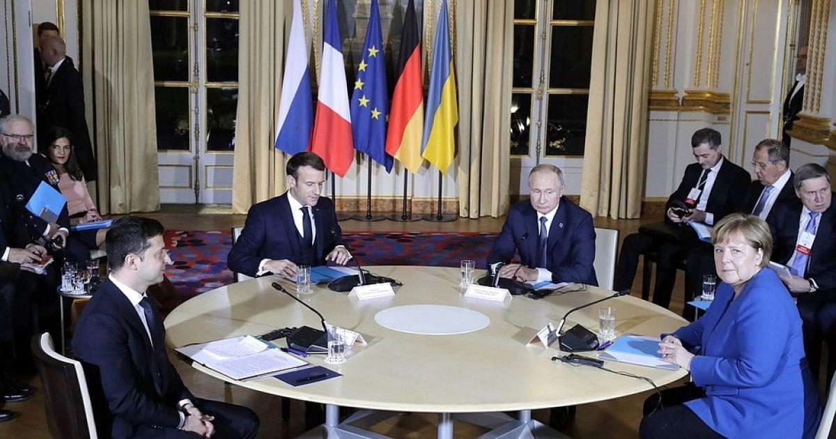 """В МИД Франции назвали срок, в течение которого переговоры """"нормандской четверки"""" могут активизироваться"""