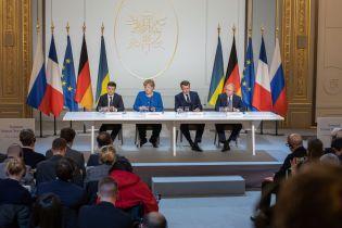 """Від """"зради"""" до """"перемоги"""": український політикум починає оцінювати """"нормандський"""" саміт у Парижі"""