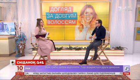 Как ухаживать за длинными волосами - советы Дениса Прокоповича