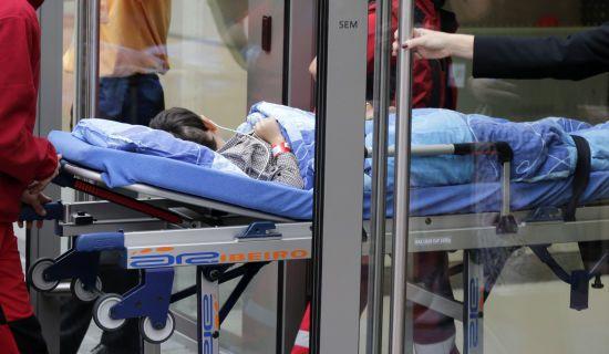 Підозрюваний у стрілянині в чеській лікарні вчинив самогубство