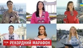 Командна робота ТСН увійшла до нової Книги рекордів України