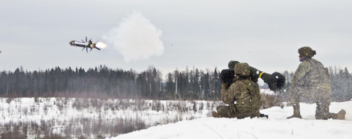 В оборонный бюджет США заложили средства на летальное вооружение и системы управления ракетами для Украины