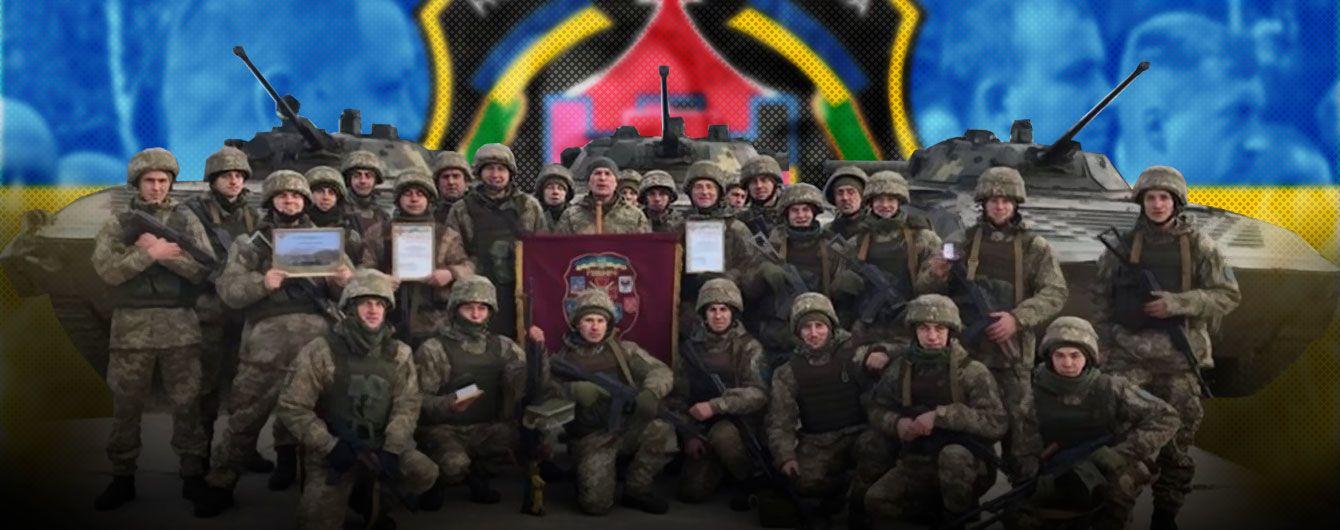 Новоград-Волинська бригада у війні на Сході України