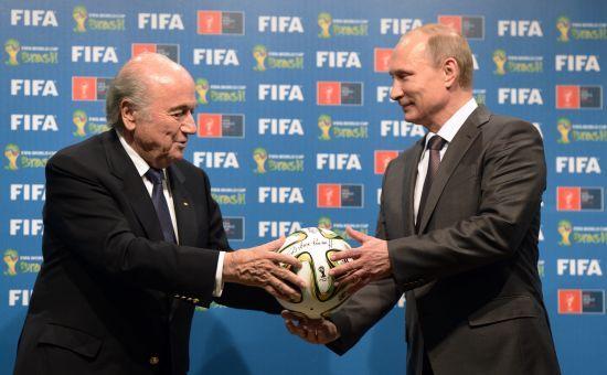 Росія підкупила експрезидента ФІФА, щоб стати господаркою Чемпіонату світу 2018 року - Мінюст США