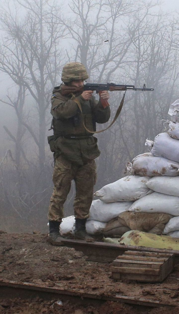 Бойовики не припиняють обстріли позицій ООС із заборонених мінометів і гранатометів