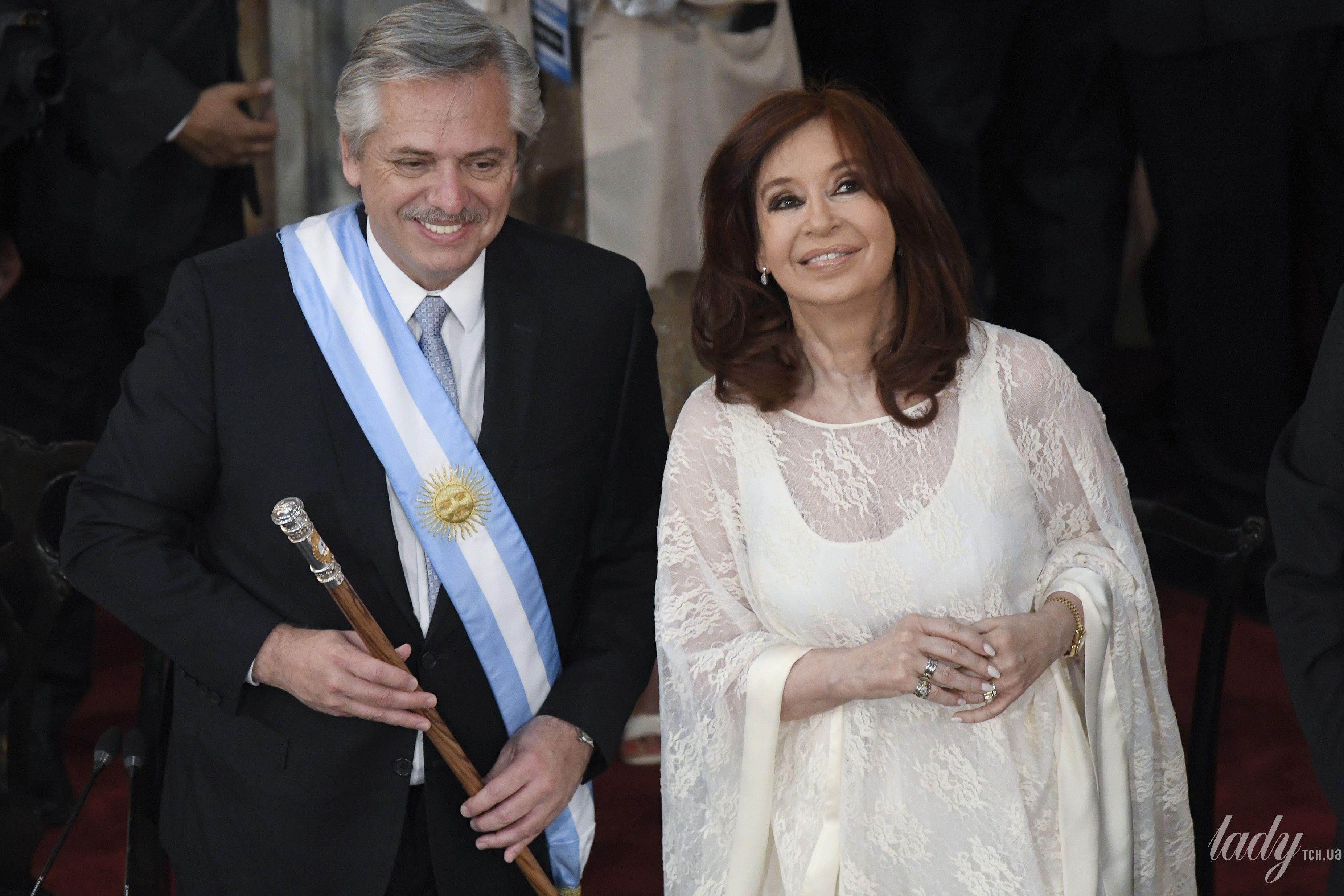 Кристина Фернандес де Киршнер_3
