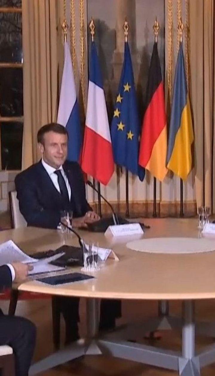 """Воцарится ли на Донбассе мир: важные тезисы со встречи в """"нормандском формате"""""""