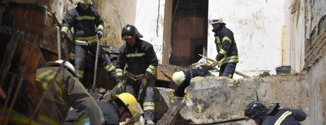 Пожежа в Одеському коледжі: рятувальники завершили роботи на згарищі