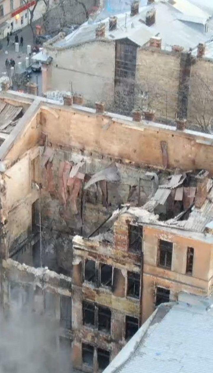 Директору Одесского колледжа объявили подозрение в нарушении правил противопожарной безопасности
