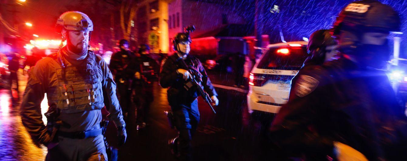 Новая стрельба в США: в Нью-Джерси погибли 6 человек