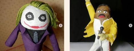 Учитель из Беларуси удивляет интернет-юзеров художественными изделиями из картофеля