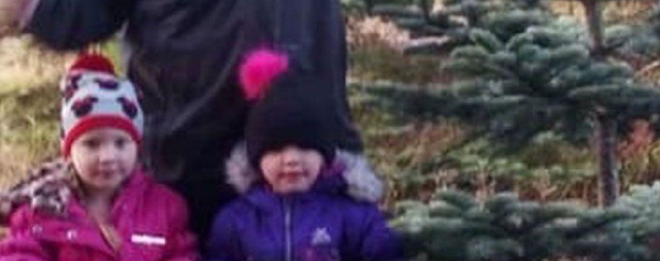 В США четырехлетние дети самостоятельно спаслись из ДТП и пошли через лес за помощью
