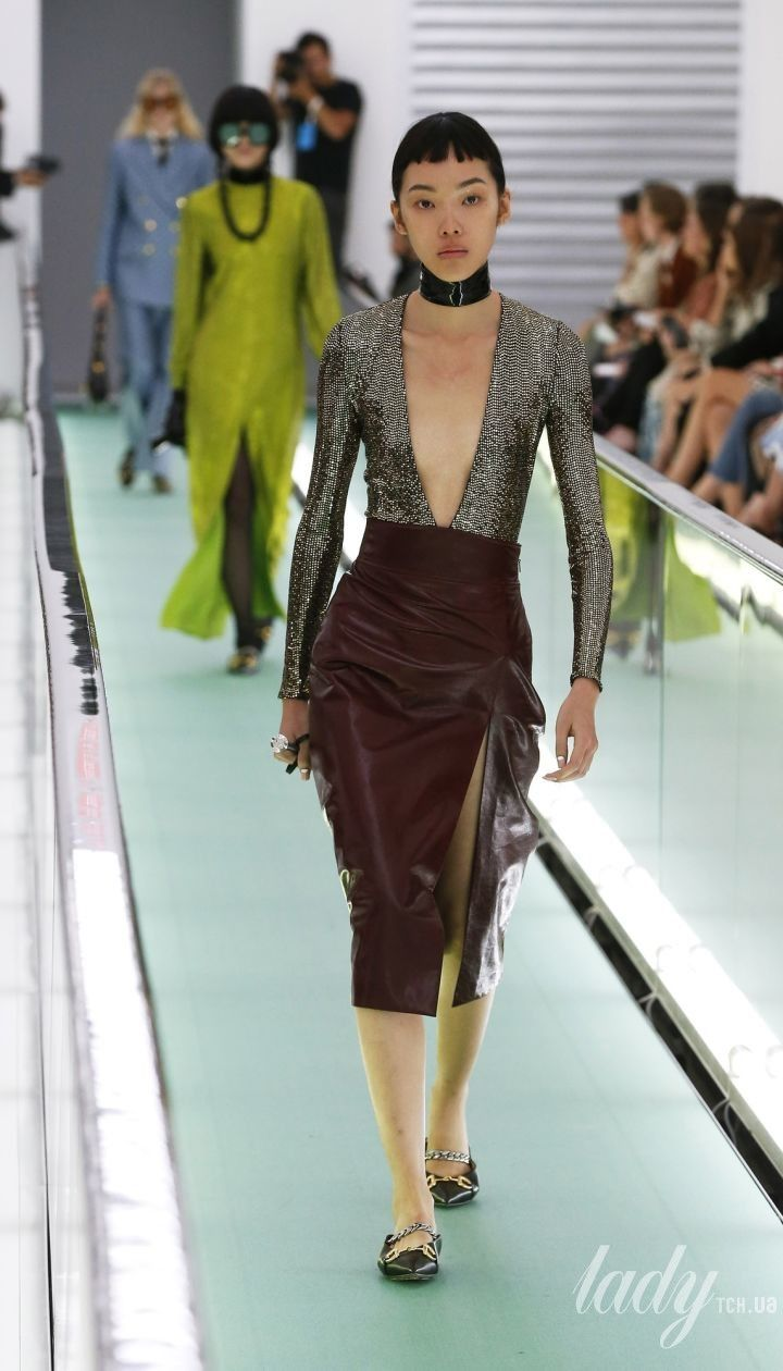 Коллекция Gucci прет-а-порте сезона весна-лето 2020 @ East News