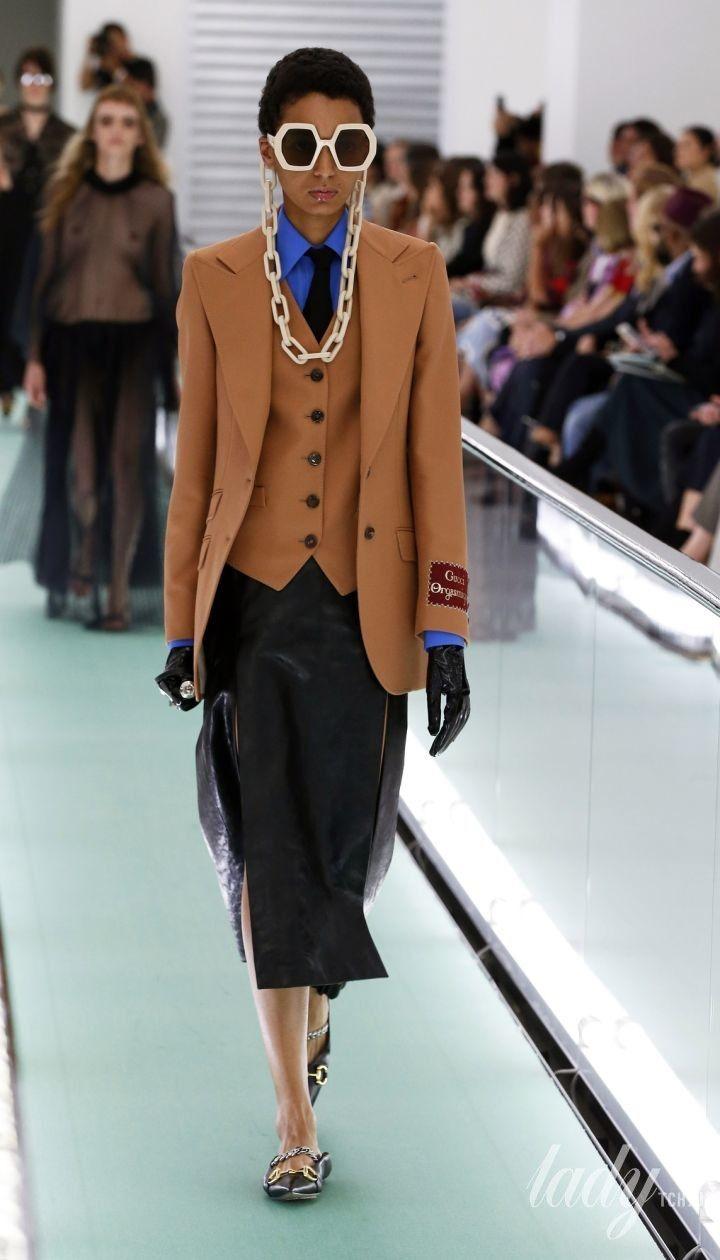 Колекція Gucci прет-а-порте сезону весна-літо 2020 @ East News