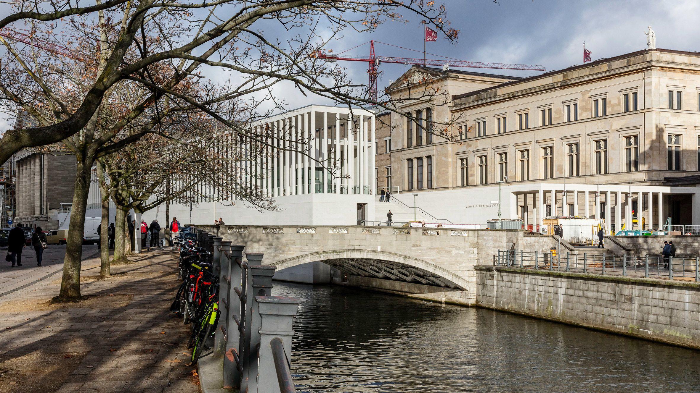 Галерея Джеймса Симона у Берліні