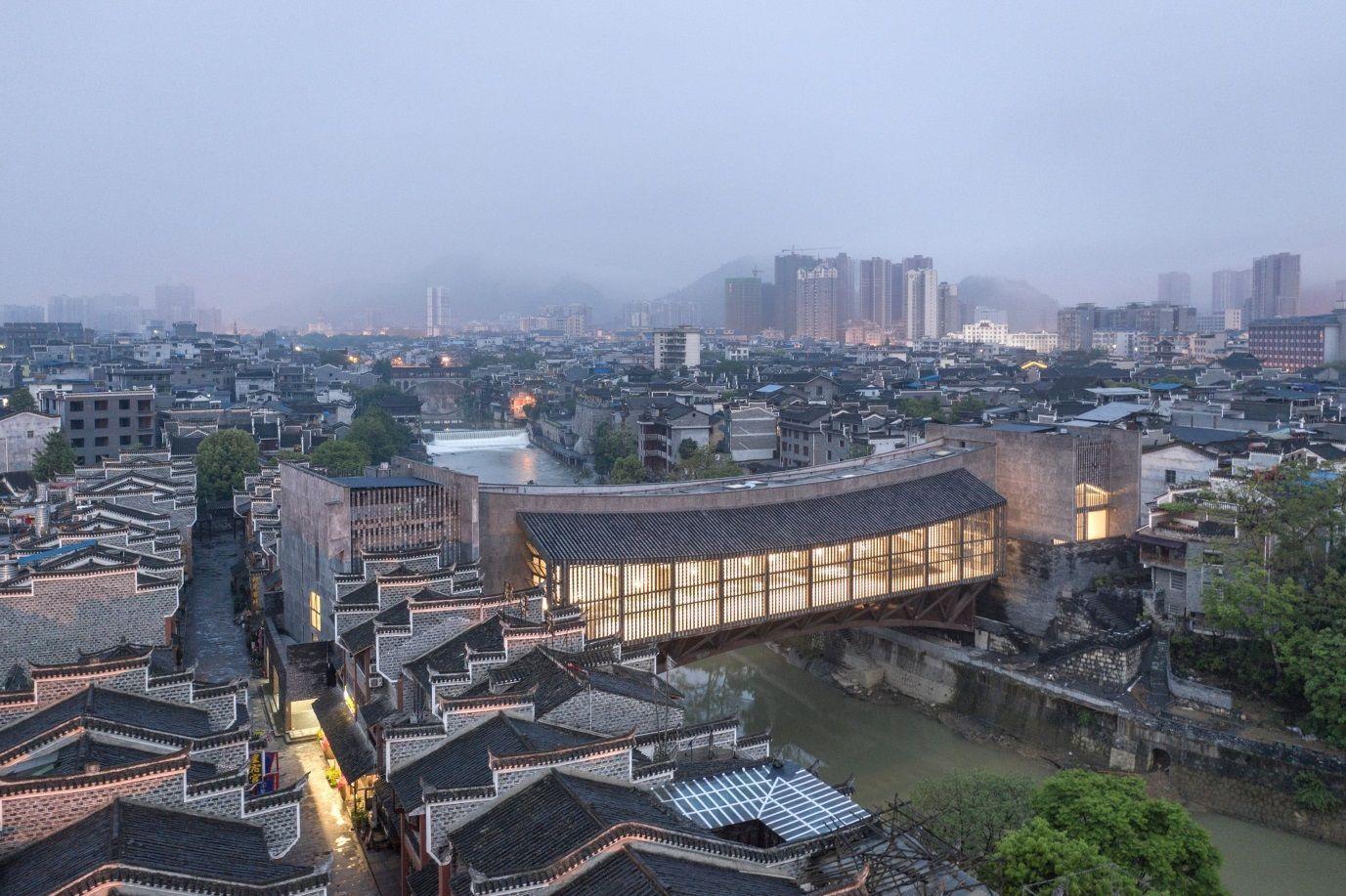 Музей мистецтв Цзішоу у Китаї.