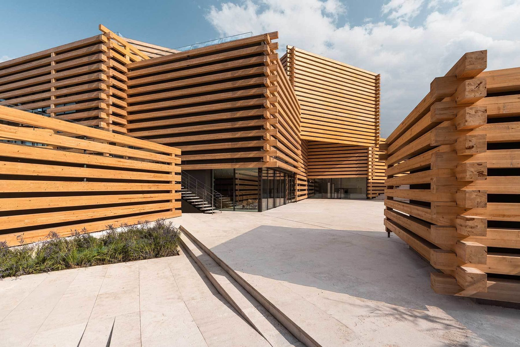 Музей сучасного мистецтва Одунпазарі в Туреччині