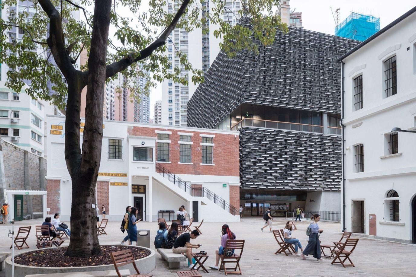 Центр спадщини і культури Тай Квун в Гонконзі.