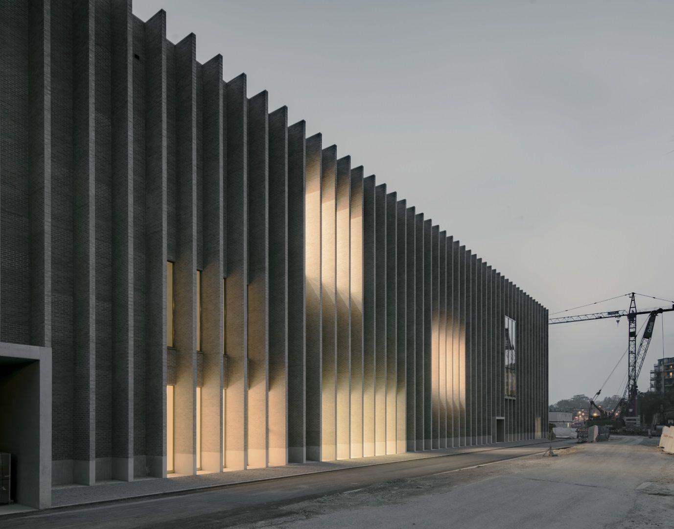 Музей образотворчих мистецтв в Лозанні(Швейцарія).