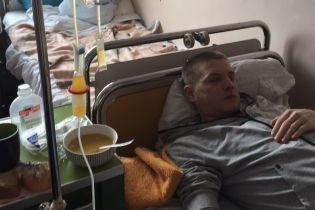 Длительная болезнь поставила под угрозу жизнь Сергея
