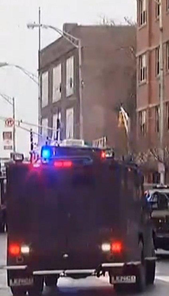 Щонайменше шестеро людей загинуло під час стрілянини у американському Джерсі-Сіті