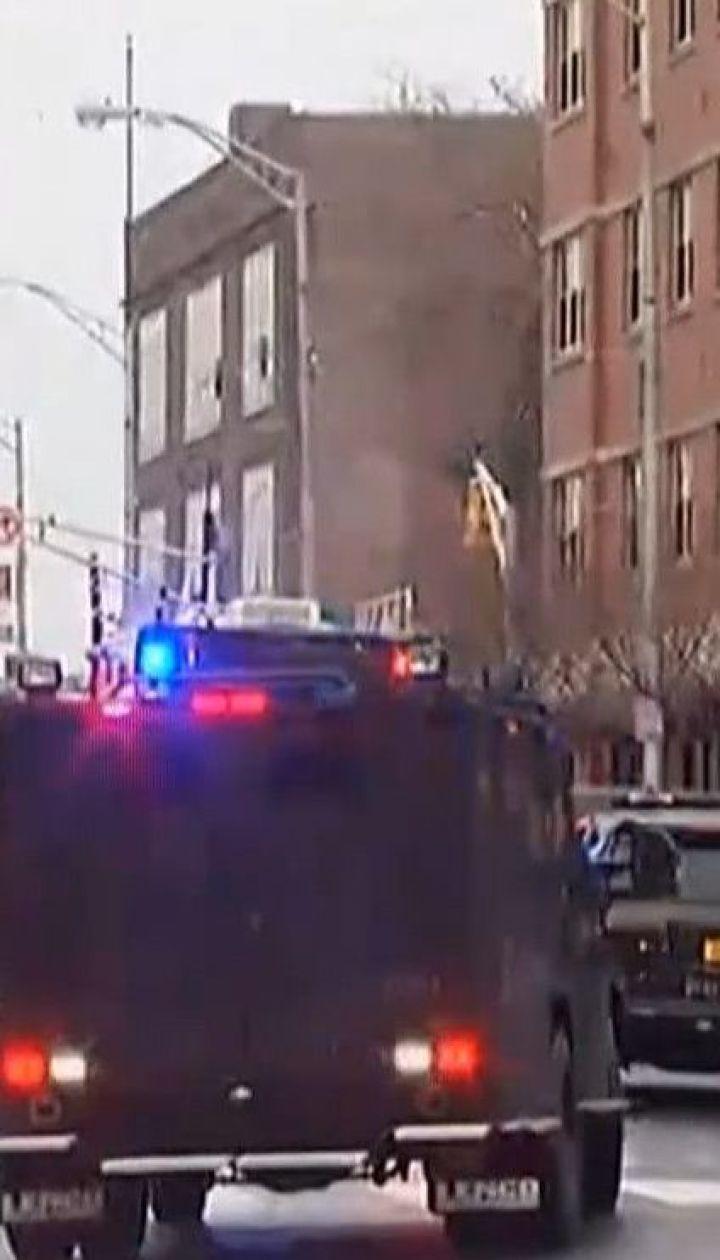По меньшей мере шесть человек погибли во время стрельбы в американском Джерси-Сити