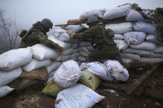 Субота минула без втрат серед українських бійців. Ситуація на Донбасі