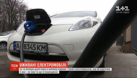 ТСН дізнавалась, з якими труднощами зіштовхуються українські водії електрокарів