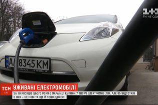 ТСН узнавала, с какими трудностями сталкиваются украинские водители электрокаров