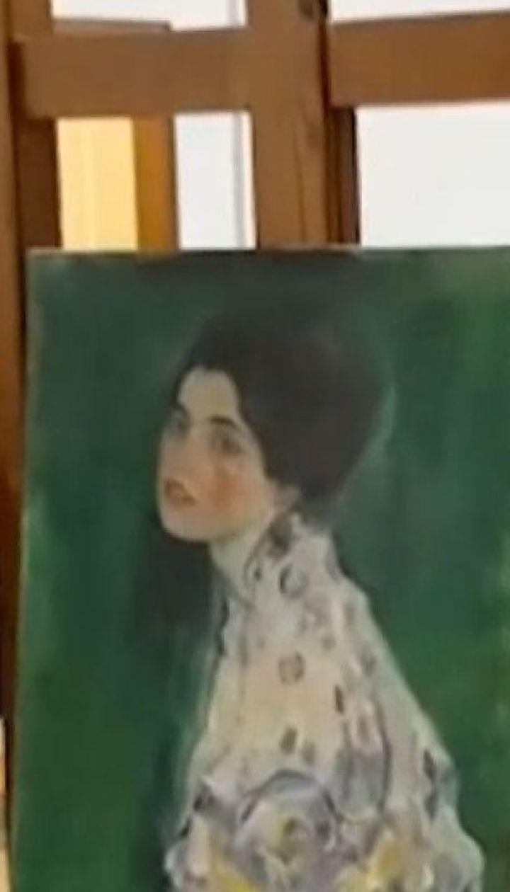 В Италии нашли похищенную картину австрийского художника-модерниста Густава Климта