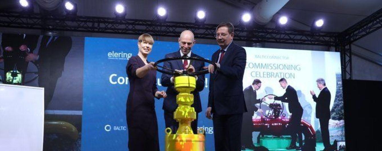Уменьшение зависимости от России. Эстония и Финляндия официально открыли газопровод Balticconnector