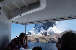 У Новій Зеландії зросла кількість жертввиверження вулкана