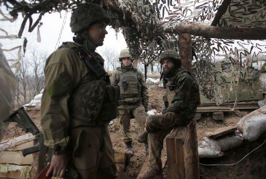 Терористи 7 разів стріляли з гранатометів та кулеметів - штаб ООС