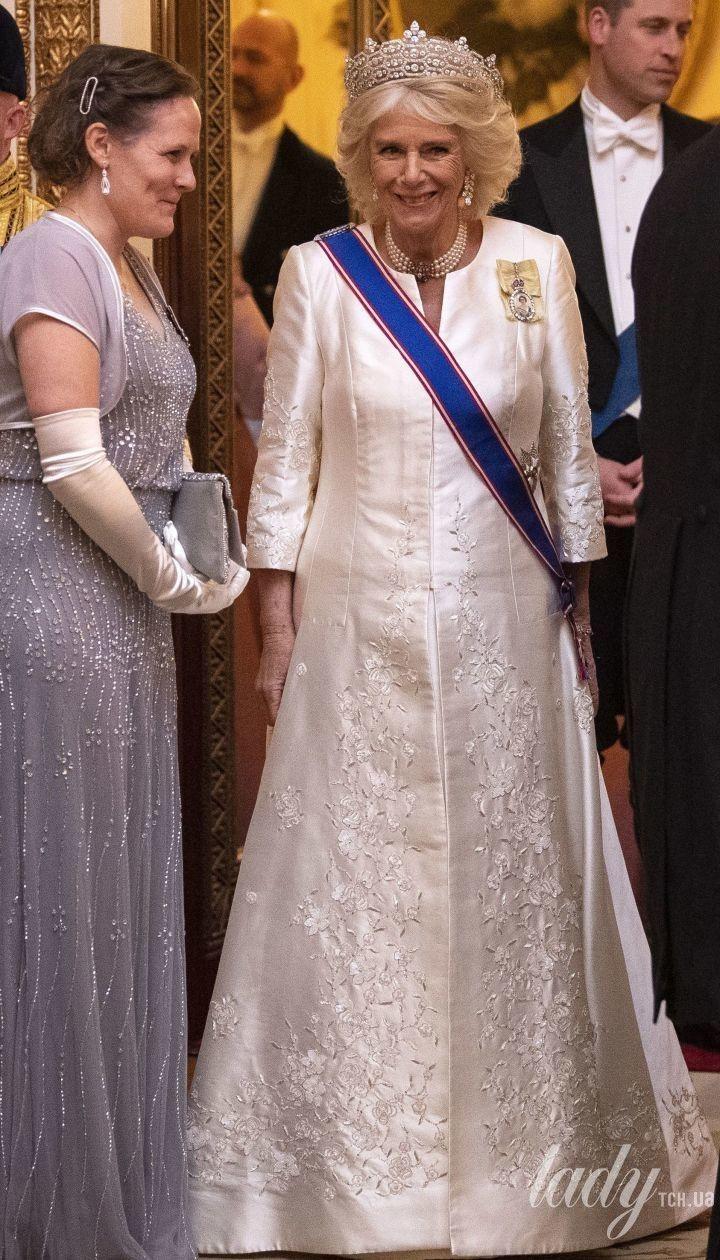 Герцогиня Корнуольская Камилла