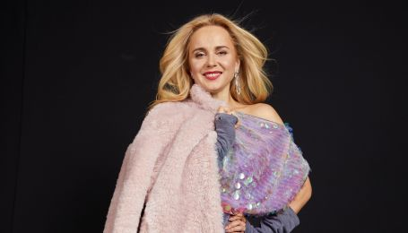 Женственные платья и эко-шубы в зимней коллекции украинского бренда