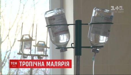 У 33-летнего жителя Ровенской области диагностировали тропическую малярию