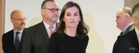 Любит хищные принты: новый стильный лук испанской королевы Летиции