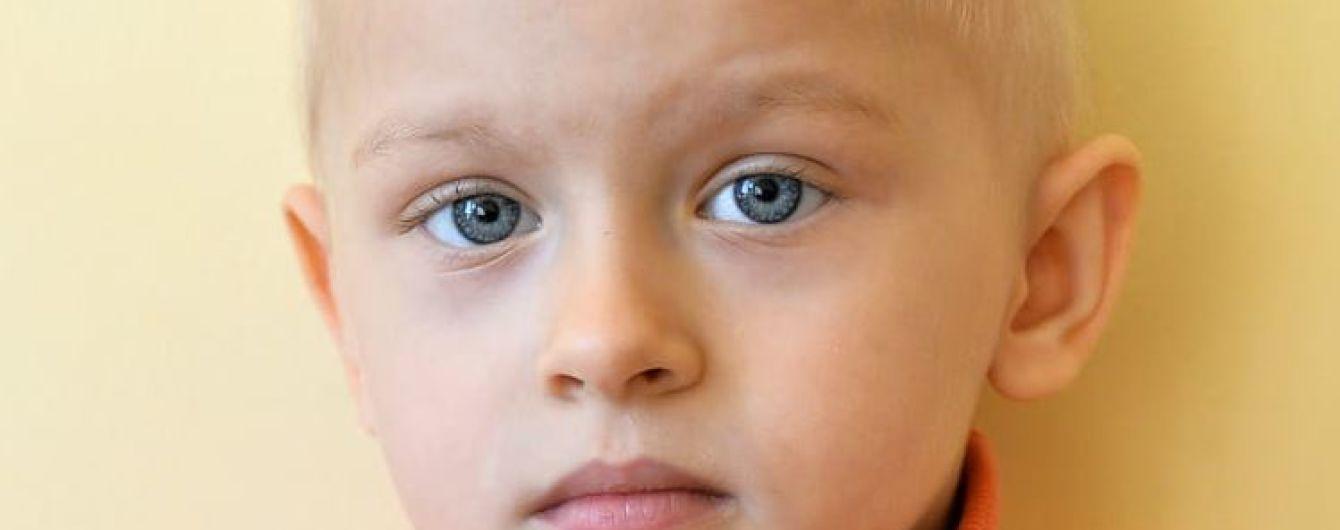 Злокачественная опухоль в печени трехлетней Анны угрожает ее жизни
