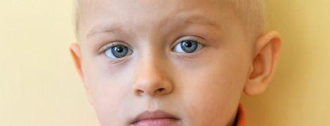Злоякісна пухлина у печінці трирічної Ганни загрожує її життю