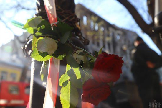 Пожежа у коледжі Одеси: поліція призначила генетичні експертизи знайдених рештків