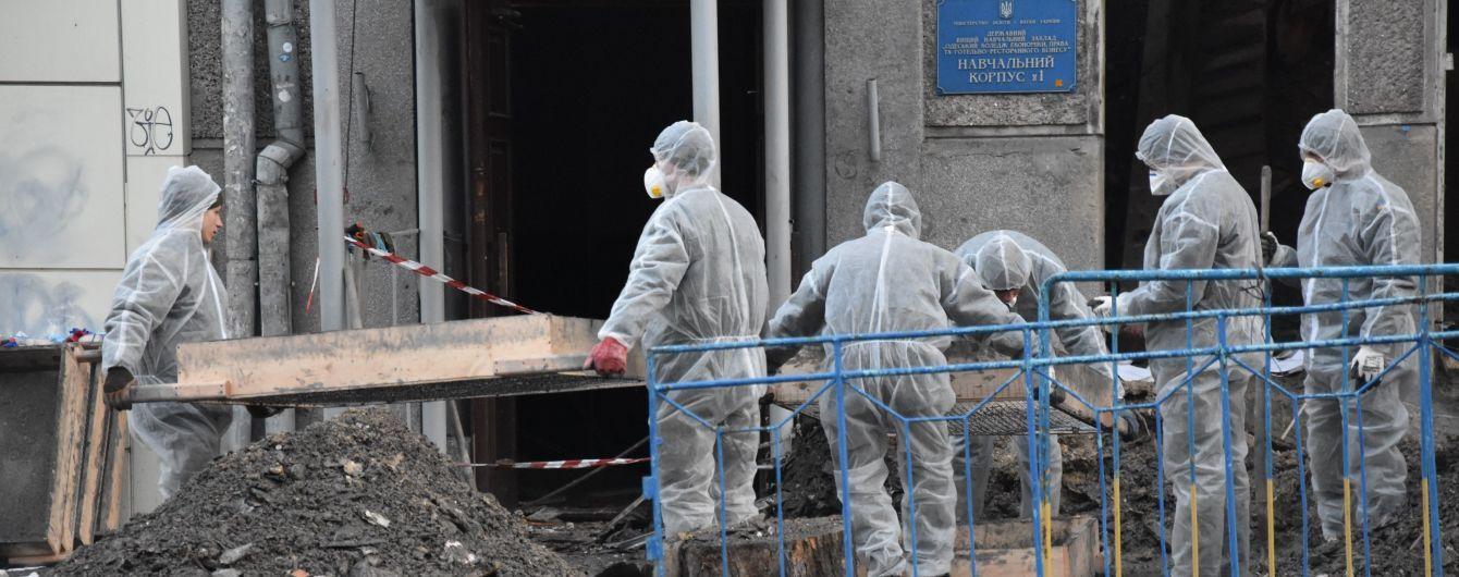 Преподаватели, студенты и спасатель: кто погиб в страшном пожаре в Одессе