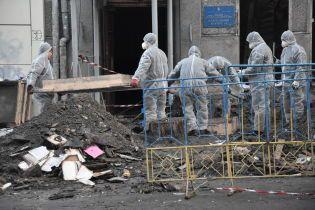 В Одессе идентифицировали тела всех 16 погибших в пожаре в экономическом колледже